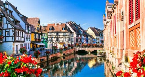 Pequeña Venecia en Colmar