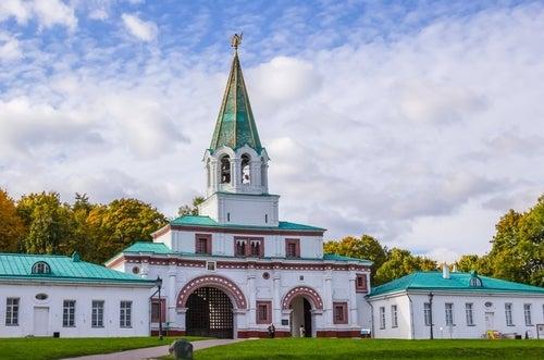 Cámara del Coronel en Kolomenskoye