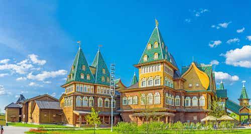 Kolómenskoye en Moscú, un museo al aire libre