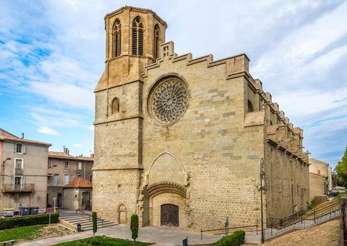 Catedral de Saint Michel en Carcassone