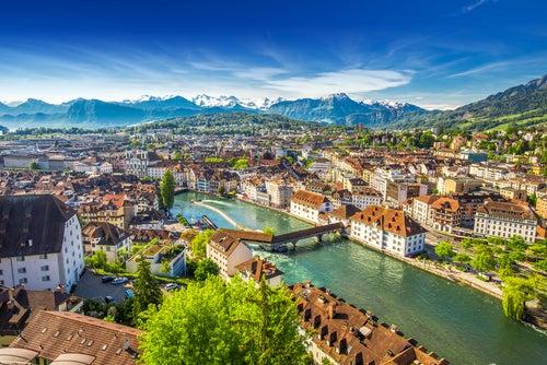 Vista de Lucerna