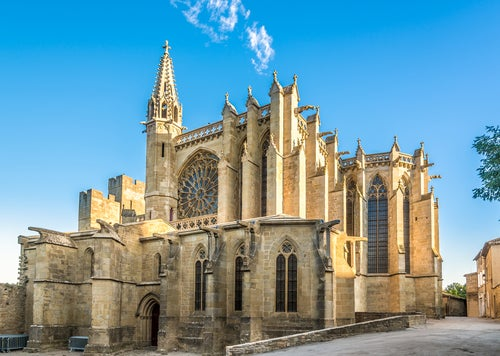 Basílica de SaintNazaire en Carcassone