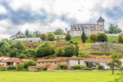 Saint Bertrand de Comminges en el Pirineo francés