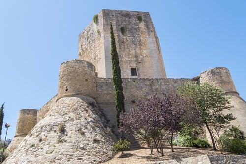 Castillo de Santiago en Sanlúcar deBarrameda