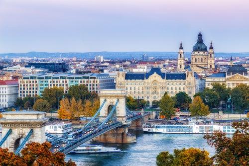 No te pierdas estos 5 lugares de Budapest