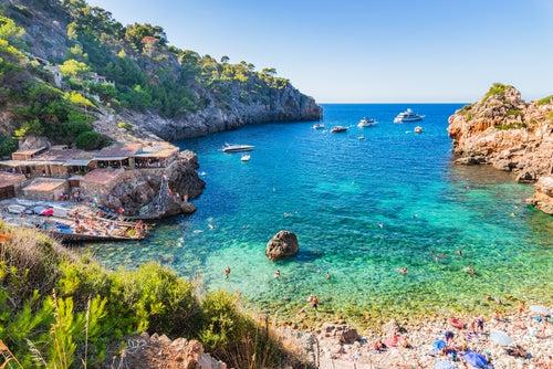Cala Deià Mallorca