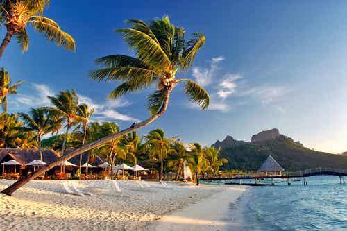 Vacaciones exóticas en Bora Bora, la Polinesia Francesa