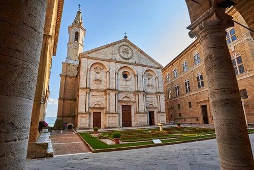 Catedral de Pienza