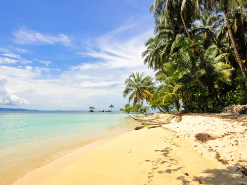 Cayo Zapatilla en Bocas del Toro