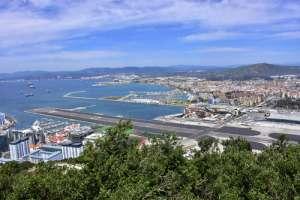 Viajar a Gibraltar en avión, aeropuerto