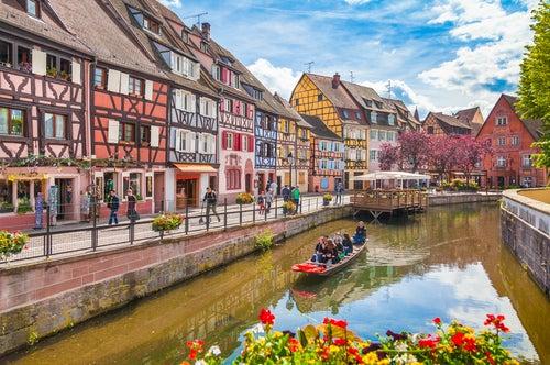 Una escapada a Colmar, la joya de Alsacia