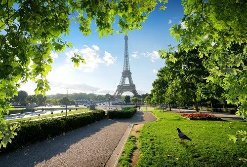 Los parques y jardines de París más bellos