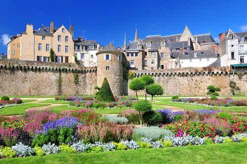 Redescubriendo la Edad Media en Vannes, Francia