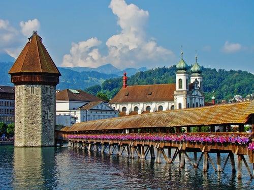 Torre del Agua de Lucerna