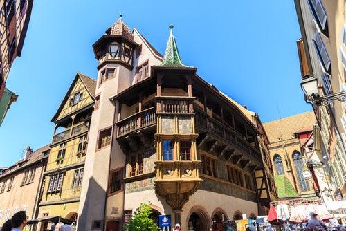 Casa Pfister en Colmar