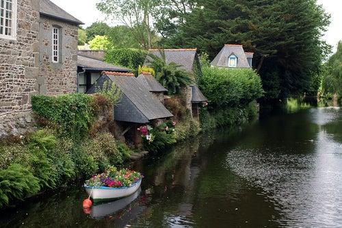 Pontrieux, uno de los pueblos más bonitos de Francia