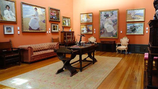 Museo Sorolla en Chamberí