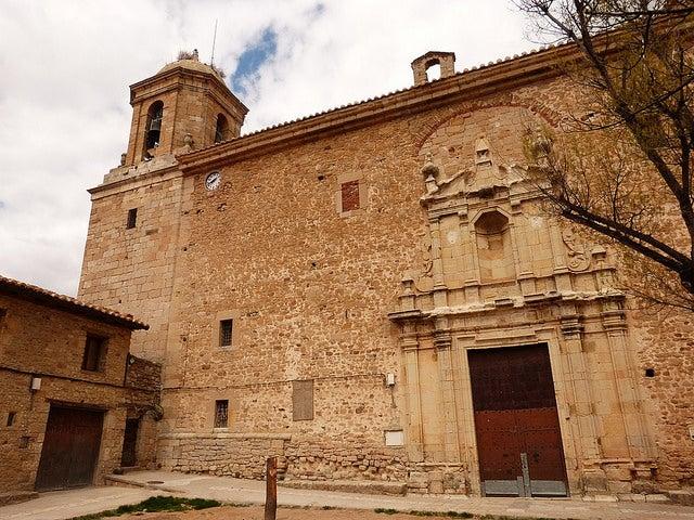 Iglesia de Puertomingalvo
