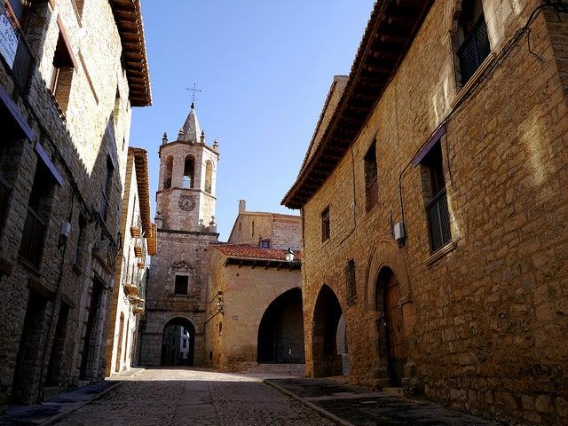 Cantavieja, uno de los pueblos más bonitos de Teruel