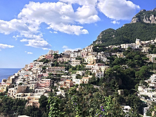 Scala en la costa Amalfitana