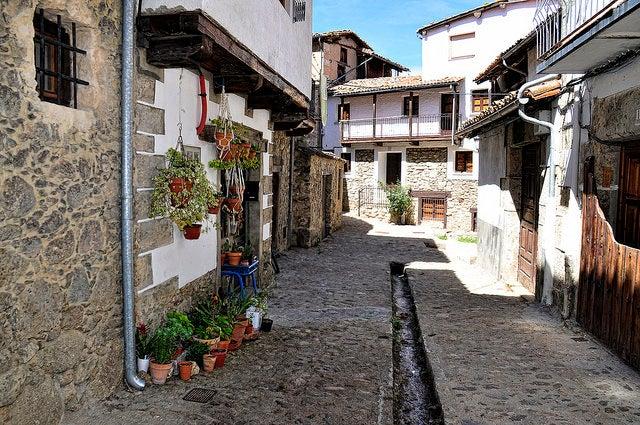 Candelario en Salamanca, un pueblo de sabor tradicional