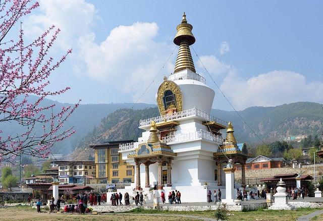 Thinpu en Bután