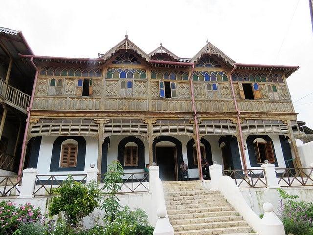 Rimbaud House en Harar, Etiopía