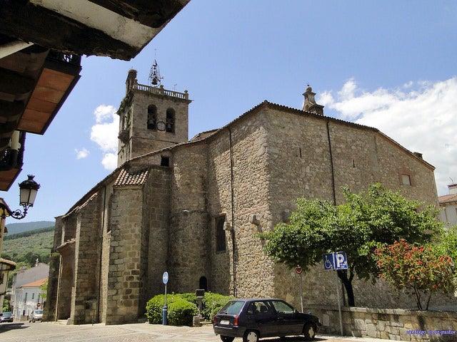 Iglesia de Nª Sª del Asunción en Arenas de San Pedro