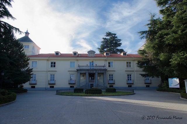 Palacio de Godoy en Carabanchel