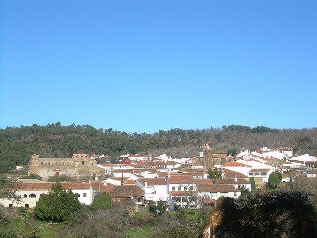 Castaño del Robledo, uno de los pueblos más escondidos