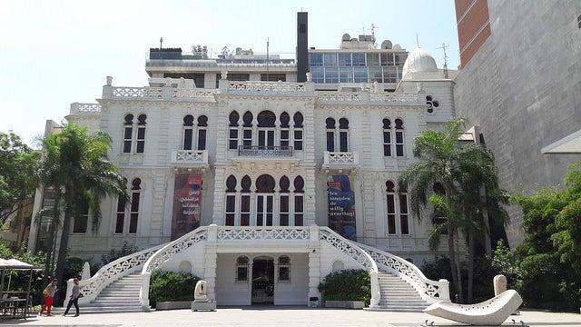 Museo Sursock en Beirut