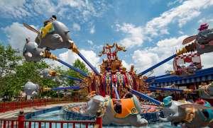 Disney's Magic Kigdom en Orlando
