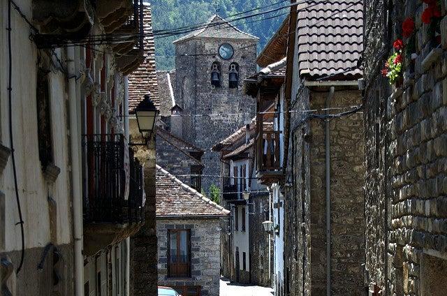 Calle de Ansó