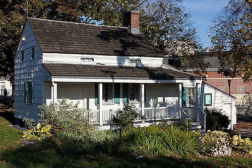 Allan Poe Cottage en Nueva York