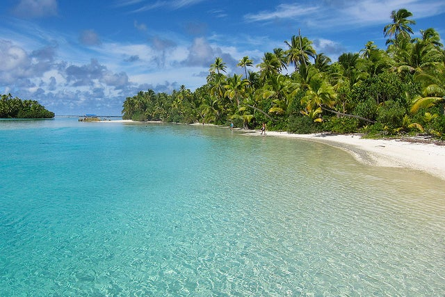 Islas Cook, lugar de cruceros