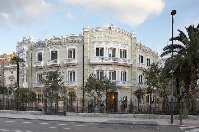Palacio de Nerva en la calle Zurbano