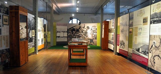 District Six Museum en Ciudad del Cabo