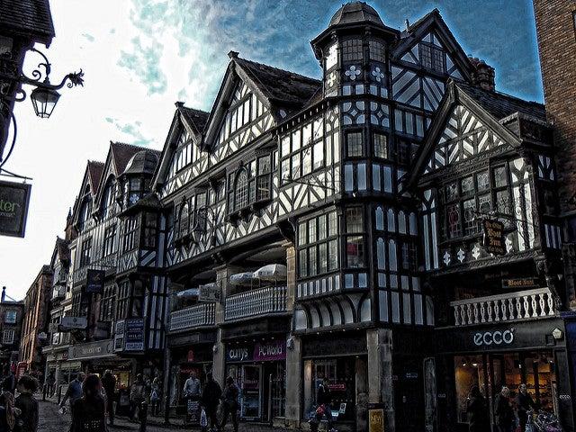 Chester en Inglaterra