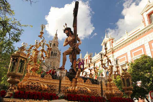 Vive con nosotros la Semana Santa de Sevilla