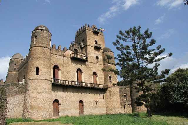 Gondar en Etiopía