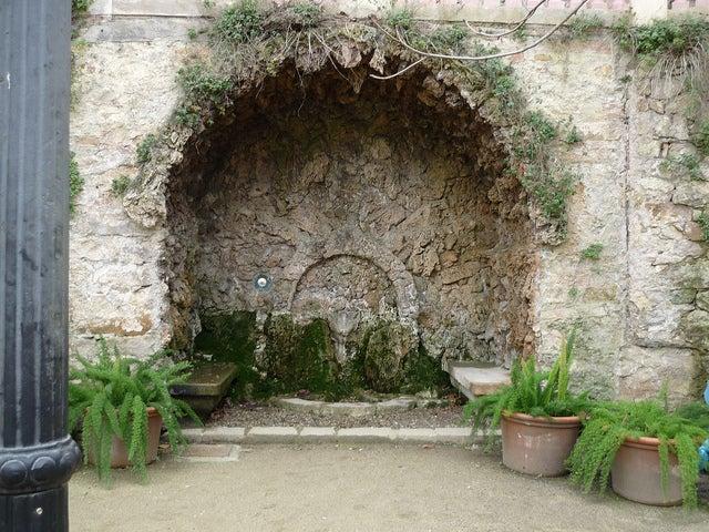 Font de Gat, uno de los rincones secretos de Barcelona