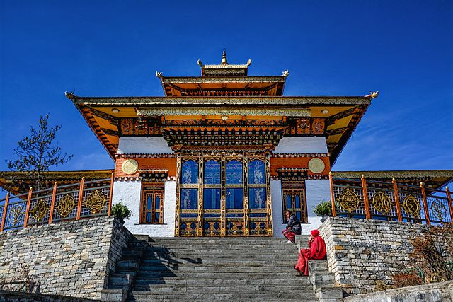 Druk Wangyal Lhakhang en Bután
