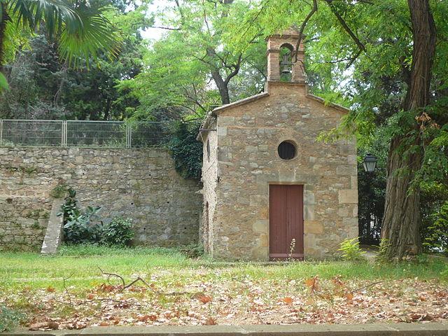 Ermita de SantaMadrodn, uno de los lugares secretos de Barcelona