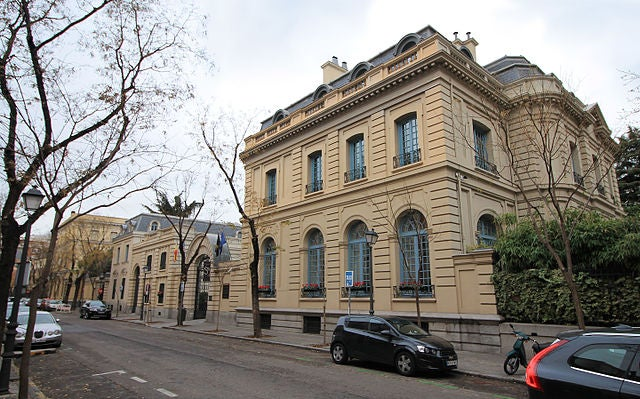 Hotel Santo Mauro en Chamberí