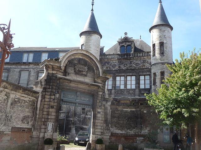 Hotel Vauliusant en Troyes