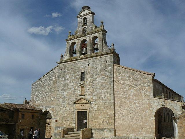 Iglesia de Santa María de Maderuelo