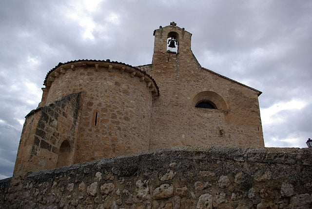 Iglesia de San Miguel de Maderuelo
