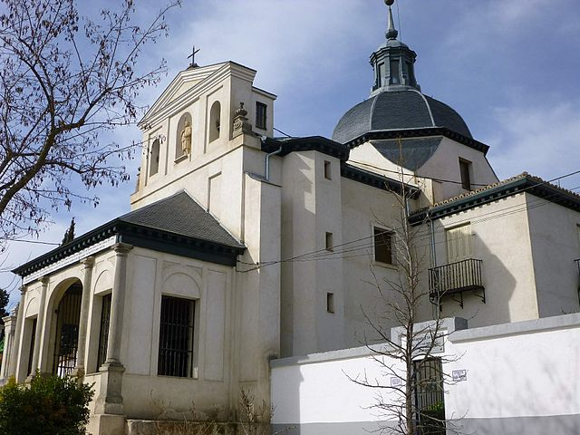 Ermita de San Isidro en Carabanchel