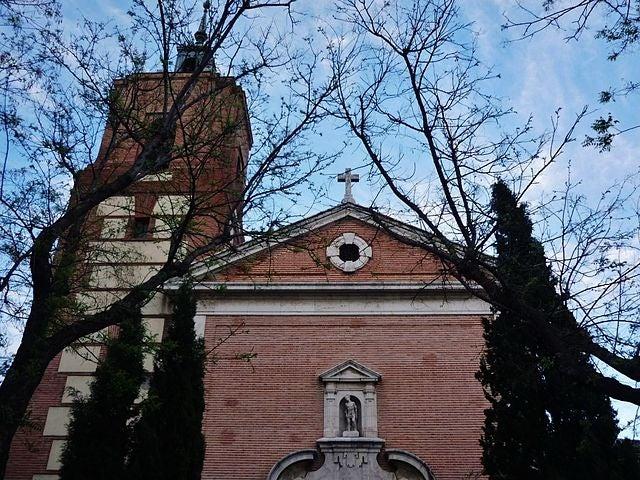 Iglesia de San Sebastián en Carabanchel