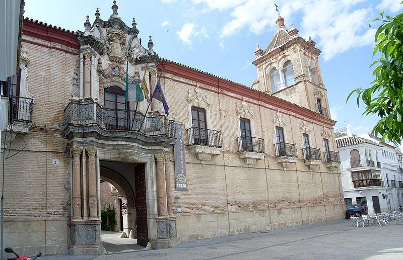 Palacio de Benamejí en Écija